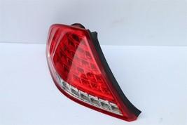 08-10 BMW E64 M6 650i LCI Outer LED Taillight Combo Lamp Driver Left LH image 2