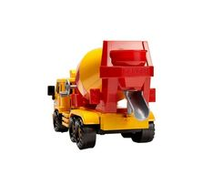 Daesung Toys Dump Truck and Concrete Mixer Car Vehicle Construction Toy 2 Counts image 6