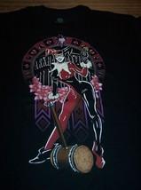 Dc Comics Harley Quinn Batman T-Shirt 2XL Xxl New - $19.80