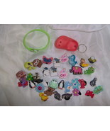 1 Bracelet 1 Shoe Keychain and 39 Charms Elmo W... - $8.99