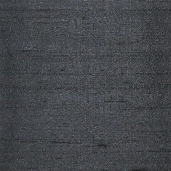 Pillow Decor - Sankara Black Silk Throw Pillow 20x20 image 2
