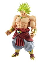 Megahouse Dimension of Dragon Ball Legendary Super Saiyajin Broly Figure... - $234.62