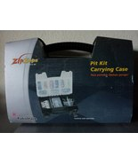 ZIP ZAPS micro radio control PIT KIT storage carrying case RC 1:64 scale... - $12.00
