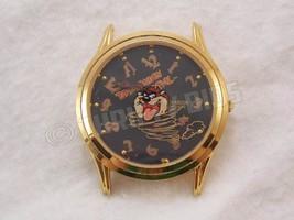 Damaged Armitron Tasmanian Devil TAZ Tornado Dust Wrist Watch Tazmania 1992 - $10.88