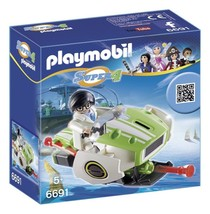 PLAYMOBIL Super 4 Skyjet - $14.50