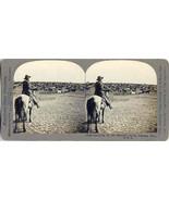 Sherman Ranch Genesee Kansas View Vintage Stereoview - $15.00