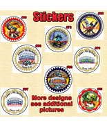 Skylanders Swap Force Birthday Stickers 1 Sheet Pick your size Personalized - $5.00