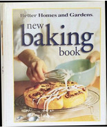 Better Homes And Gardens New Baking Book Cookbook 1998 BH&G - $15.87