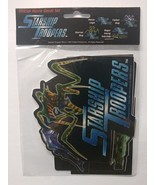 Starship Troopers Official Movie Decal Sticker Set 4 Decals - $4.95
