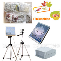 Portable Digital EEG Mapping System Machine, 16 Channel EEG + 2 Tripods,... - $911.05