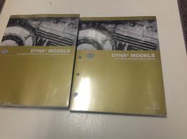 2014 Harley Davidson Dyna Modelle Elektrisch & Teile Katalog Manuell Set Neu Oem - $197.97