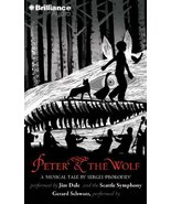 Peter and the Wolf [Audio CD] Prokofiev, Sergei and Dale, Jim - $5.75
