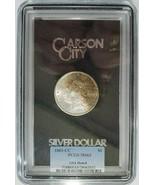 1883 CC Silver Morgan Dollar PCGS MS 63 GSA Hoard Carson City Toned Toner Toning - €312,65 EUR