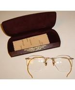 Antique Gold Frame Spectacles in Original Case - $9.99