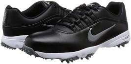 New! Size [11] Medium Men's Nike Air Rival 5 Golf Shoe BLACK/WHITE - $98.88