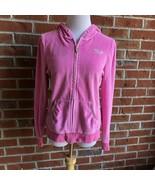 FILA Sport Velour Sweatshirt Hoodie - Size M - $12.60