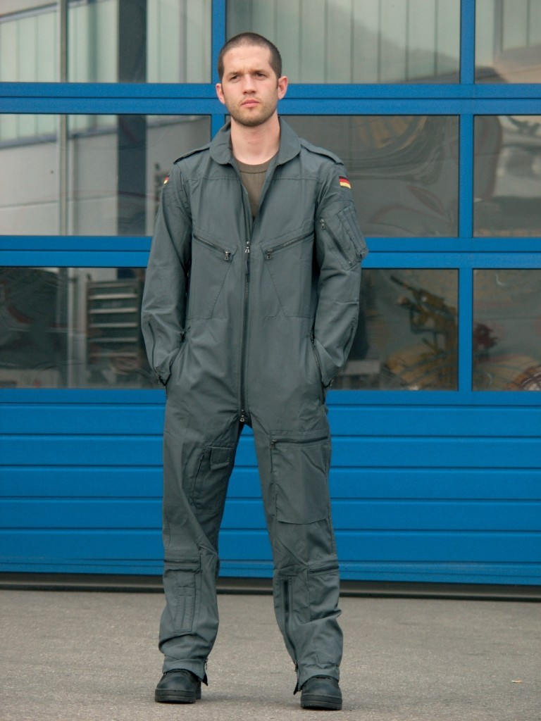 Primary image for German army flight pilot suit overall military air force Bundeswehr luftwaffe