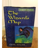 TARTAN MAGIC The Wizard's Map by Jane Yolen Author of the young Merlin T... - $9.79