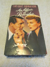 An Affair To Remember  VHS - $7.99