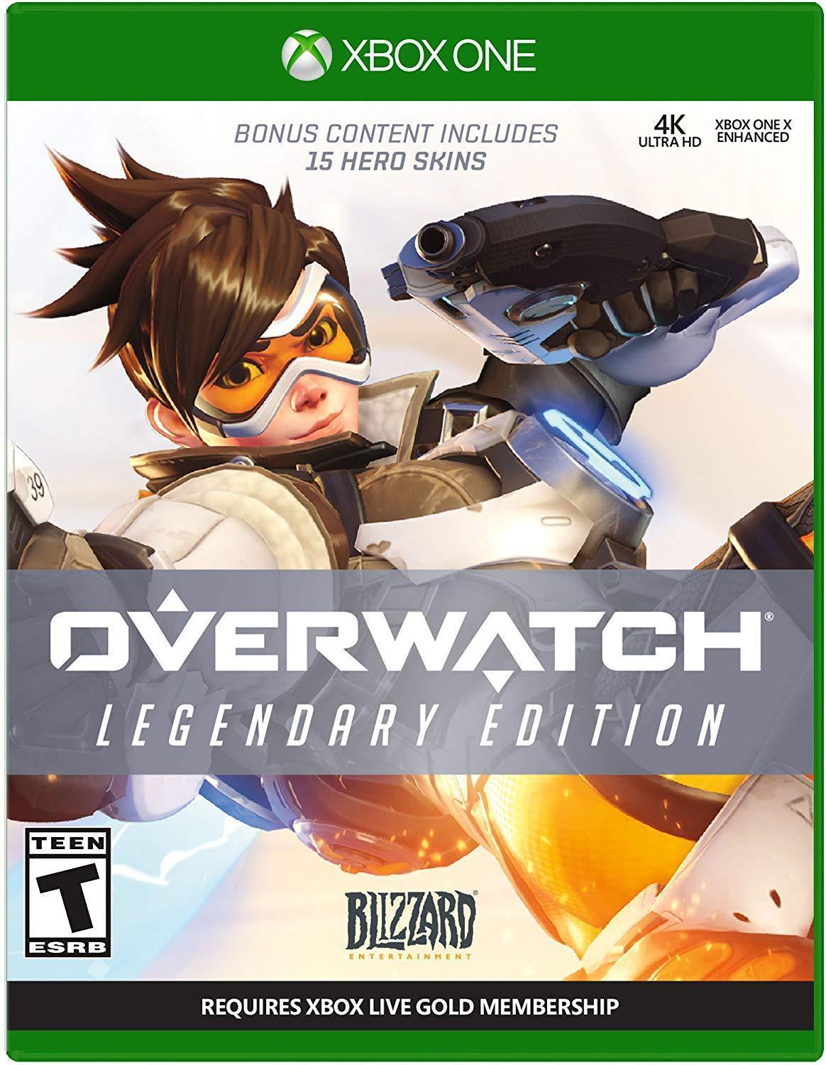 Overwatch Legendary Edition for Xbox One [New]