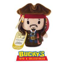 Disney Captain Jack Sparrow Pirates of the Caribbean Hallmark itty bitty... - $14.35