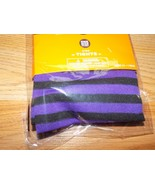 Child One Size Hyde & Eek Purple Black Striped Witch Halloween Costume T... - $9.00