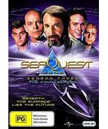 Seaquest DSV - Season 3 [DVD] - $30.18