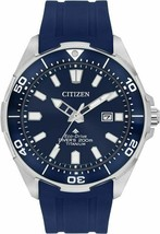 Citizen BN0201-02M Promaster Diver Blue Dial Watch with Box - £263.84 GBP