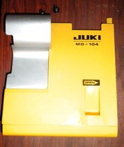 Juki Lockstitch MO-104 Latching Front Door Cover w/Mounting Screws & Hinge - $15.00