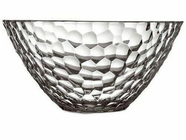 "WEDGWOOD VERA WANG Sequin Centerpiece BOWL CRYSTAL 10""  NEW - $89.09"