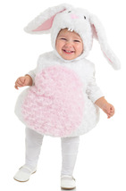 Bunny Rabbit Toddler Child Costume Size 12 months to 18 Months - $29.99
