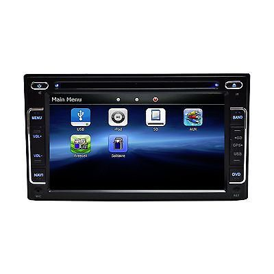 Touchscreen Radio GPS Navigation DVD  Bluetooth for Mitsubishi Outlander 2014+ image 4