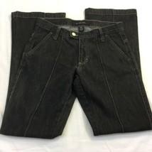 Calvin Klein Womens Slim Boot Jeans Size 6 Dark Wash  - $17.81