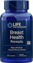 Life Extension Breast Health Formula 60 Vegetarian Capsules - $25.89