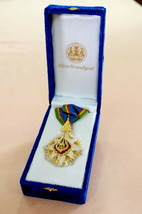 Commander (Third Class) of the Most Noble Order of the Crown of Thailand... - $139.32