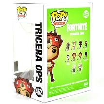 Funko Pop! Games Fortnite Character Tricera Ops #462 Vinyl Action Figure IN HAND image 3