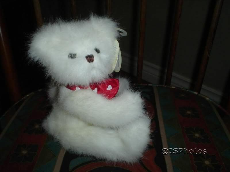 Heartbreaker Teddy Bear
