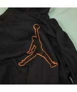 Nike Air Jordan Jumpman Fleece Full Zip Hoodie Sweater Size L dq - $49.49