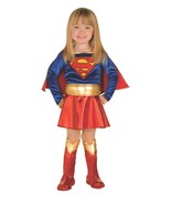 Rubies DC Comics Classic Supergirl Deluxe Toddler Halloween Costume 885370 - $24.99