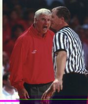 Bobby Knight Ref University of Indiana SA 11X14 Color College Basketball... - $15.95