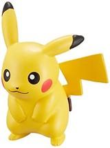 Takaratomy Pokemon Sun & Moon EX EMC-01 Mini Action Figure, Pikachu - $6.67