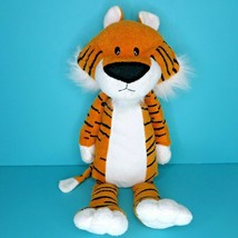 "Animal Adventure Sweet Sprouts Tiger 18"" Plush Orange Black White Stuffed Lovey - $19.95"