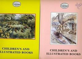 2 Sotheran of Sackville Street Children's & Illustrated Books Catalogs  ... - $39.70