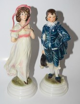 Goebel The Blueboy and Pinkie Porcelain Figurines - $124.99