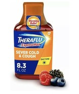 Theraflu ExpressMax Daytime Severe Cold and Cough, Berry Flavor, 8.3 fl.oz - $11.88
