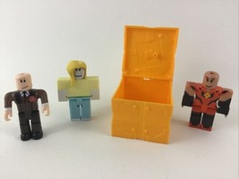 Jazwares Roblox Blind Mystery Box Set 4pc Lot Action Characters 3 Figures Toy - $12.42