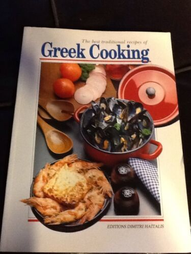 Primary image for THE BEST TRADITIONAL RECIPES OF GREEK COOKING Dimitri Haitalis
