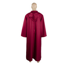 Star Wars Kenobi Jedi Cloak Cosplay Costume Custom Made Red Cape - $22.99