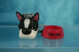 Bandai The Dog Artlist Collection Gashapon Mini Figure Keychain French B... - $29.99