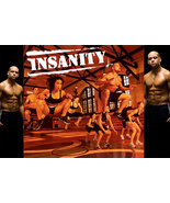 NEW INSANITY 60-Day Total Body Conditioning Wor... - $49.00